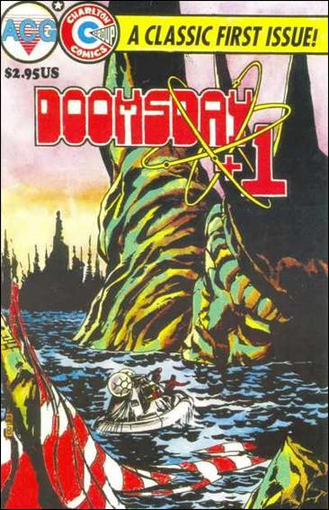 Doomsday + 1 (1998) 1-A by America's Comic Group (ACG)