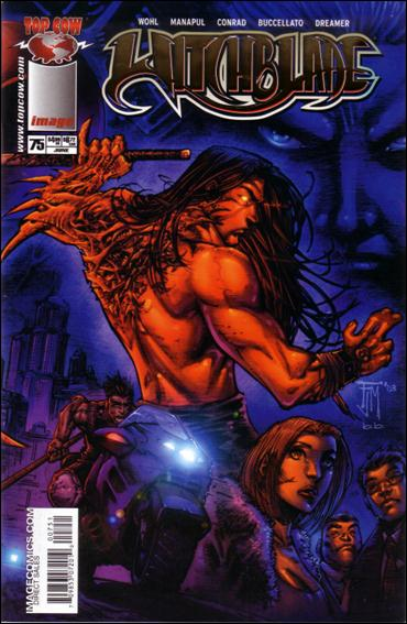 Witchblade 75-I by Top Cow