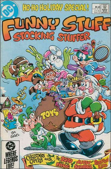Funny Stuff Stocking Stuffer 1-A by DC