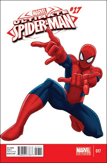 Ultimate Spider-Man (2012) 17-A by Marvel