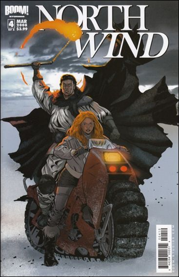 North Wind 4-A by Boom! Studios