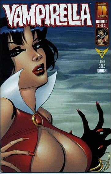 Vampirella Monthly 18-C by Harris