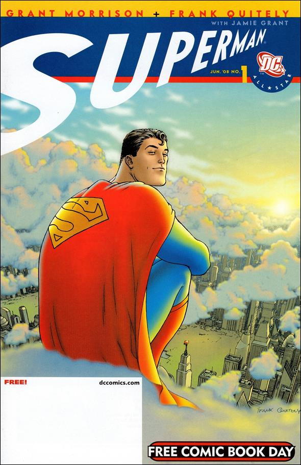 All Star Superman 1-F by DC