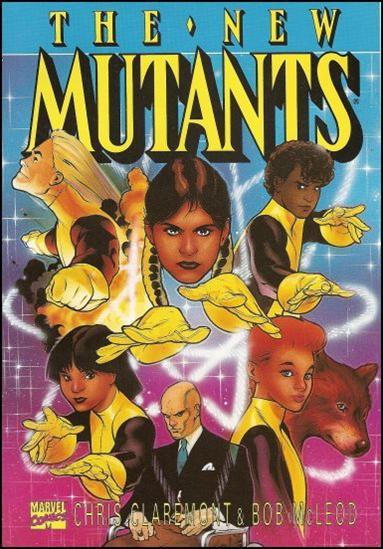 New Mutants nn-A by Marvel