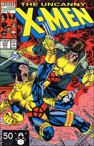 Uncanny X-Men (1981) 277-A by Marvel