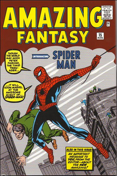 Amazing Spider-Man Omnibus 1-A by Marvel
