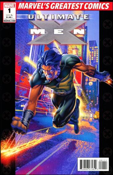 Ultimate X-Men (2000) 1-G by Marvel