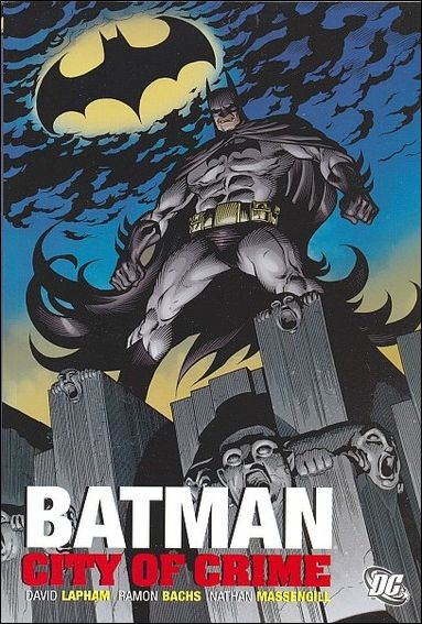 Batman: City of Crime 1-A by DC