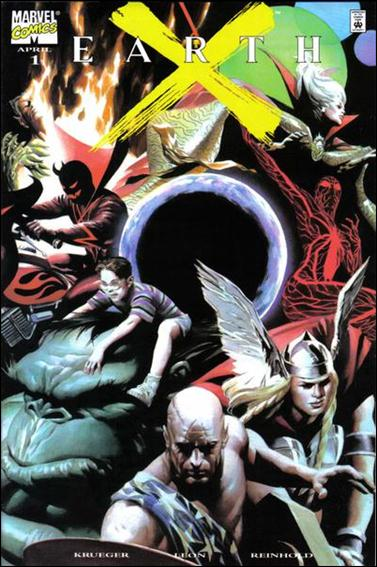 Earth X (1999) 1-B by Marvel