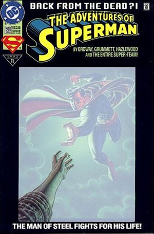 Adventures of Superman (1987) 500-B