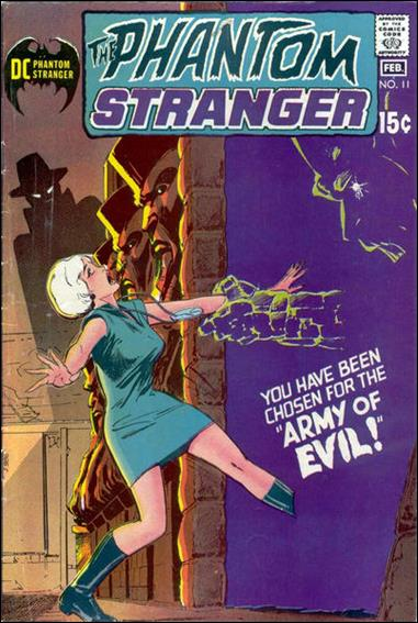 Phantom Stranger (1969) 11-A by DC