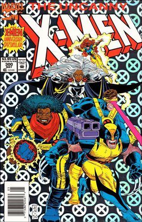 Uncanny X-Men (1981) 300-A