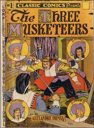 Classic Comics/Classics Illustrated 1-B