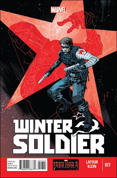 Winter Soldier 17-A by Marvel