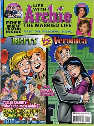 Life with Archie (2010) 4-A
