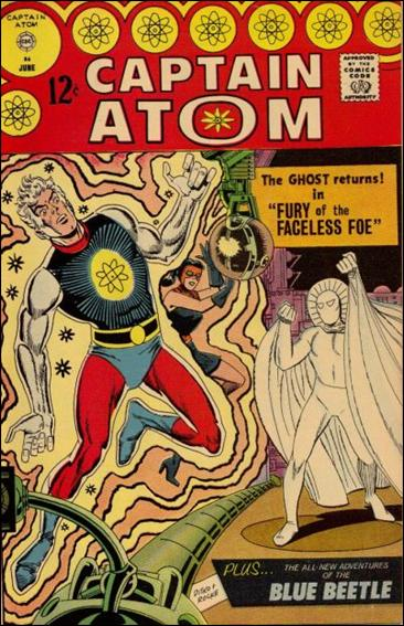 Captain Atom (1965) 86-A by Charlton