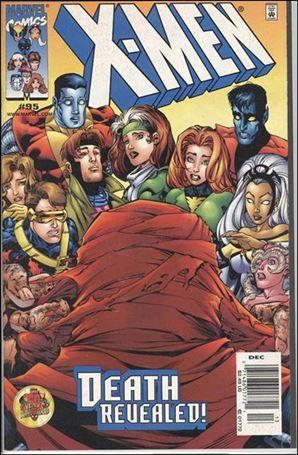 X-Men (1991) 95-B