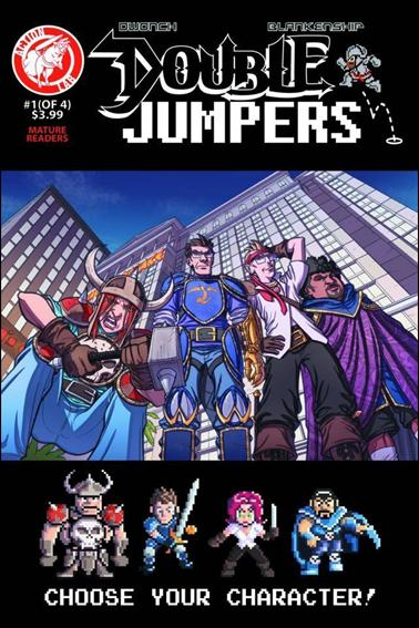 Double Jumpers 1-A by Action Lab Entertainment