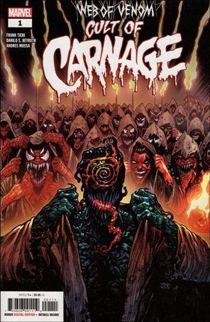 Web of Venom: Cult of Carnage 1-A