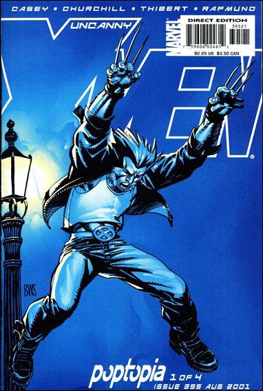 Uncanny X-Men (1981) 395-B by Marvel