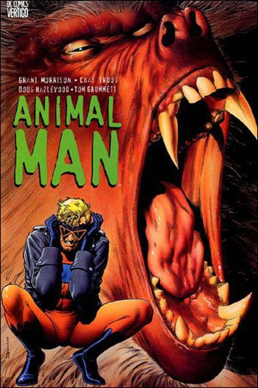 Animal Man (1991) 1-B by Vertigo