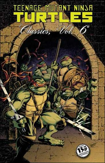 Teenage Mutant Ninja Turtles Classics 6-A by IDW