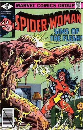 Spider-Woman (1978) 18-A