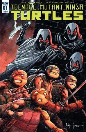 Teenage Mutant Ninja Turtles (2011) 61-A