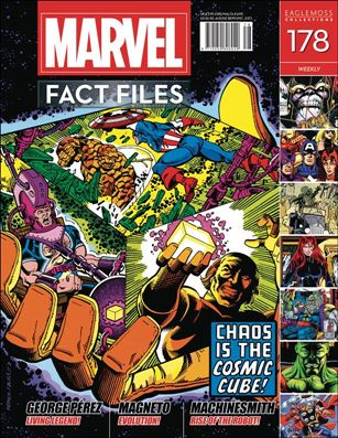 Marvel Fact Files 178-A