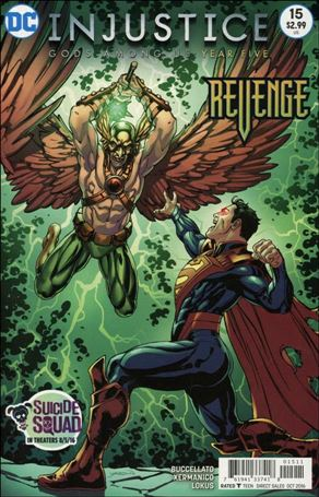 Injustice: Gods Among Us: Year Five 15-A