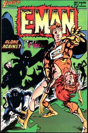 E-Man (1983) 2-A