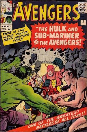 Avengers (1963) 3-B
