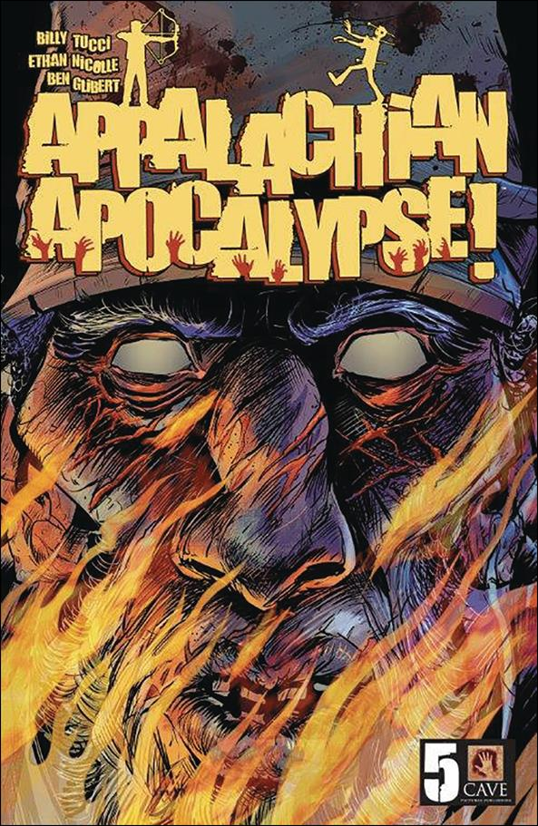 Appalachian Apocalypse 5-A by Cave Pictures Publishing