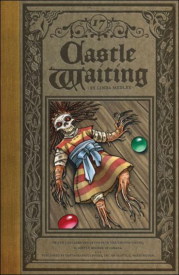 Castle Waiting (2006) 17-A by Fantagraphics