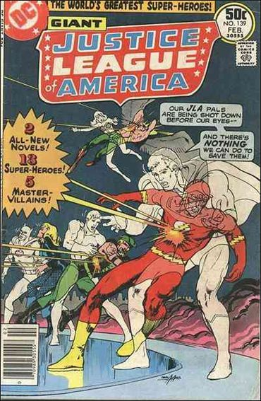 Justice League of America (1960) 139-A by DC
