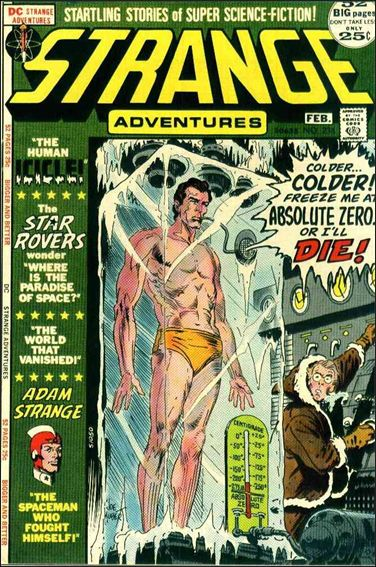 Strange Adventures (1950) 234-A by DC