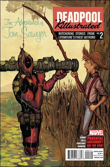 Deadpool Killustrated 2-A by Marvel