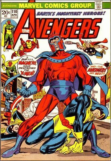 Avengers (1963) 110-A by Marvel