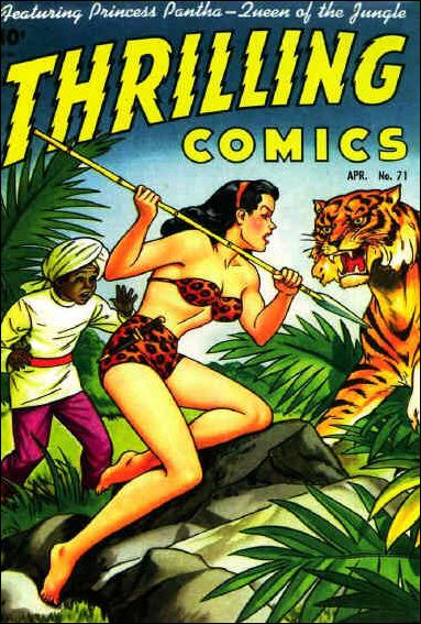 Thrilling Comics (1940) 71-A by Standard