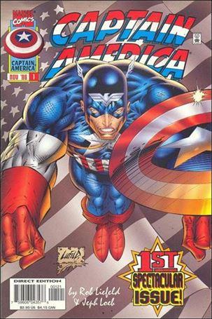 Captain America (1996) 1-B