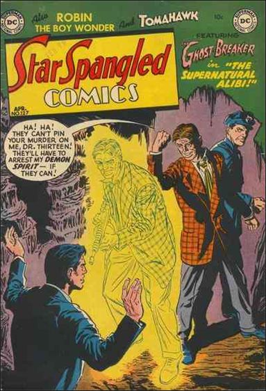 Star Spangled Comics (1941) 127-A by DC