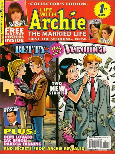 Life with Archie (2010) 1-A by Archie
