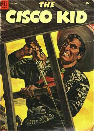 Cisco Kid (1951) 21-A by Dell