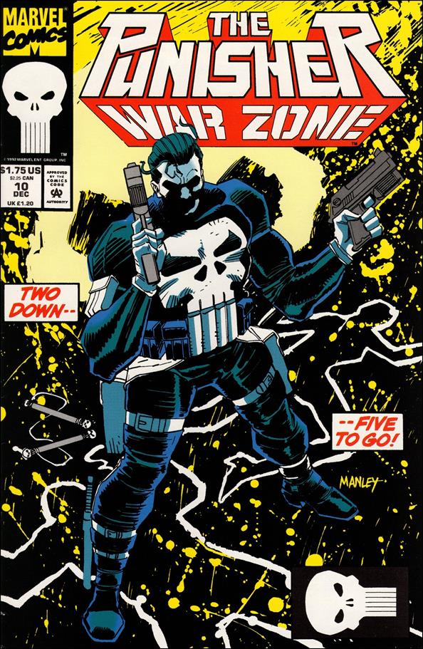 Punisher: War Zone (1992) 10-A by Marvel