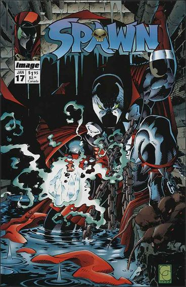Spawn 17-A by Image