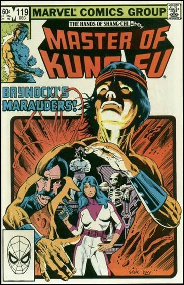 Master of Kung Fu 119-A by Marvel