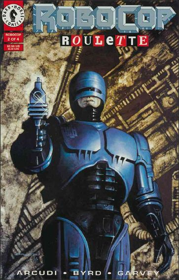 Robocop: Roulette 2-A by Dark Horse