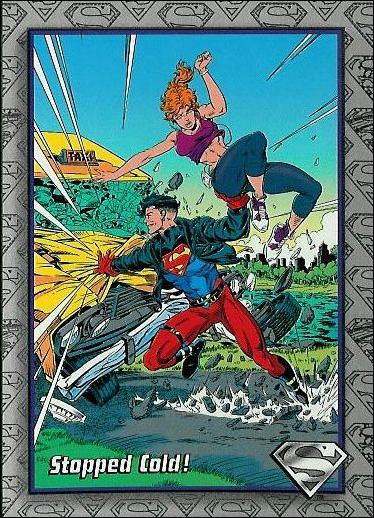 Return of Superman (Base Set) 18-A by SkyBox
