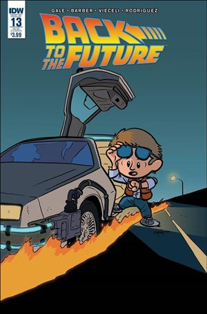 Back to the Future (2015) 13-B