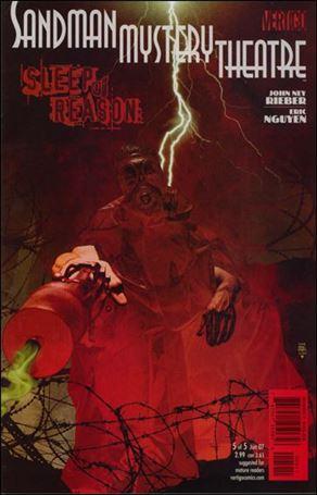 Sandman Mystery Theatre: Sleep of Reason 5-A